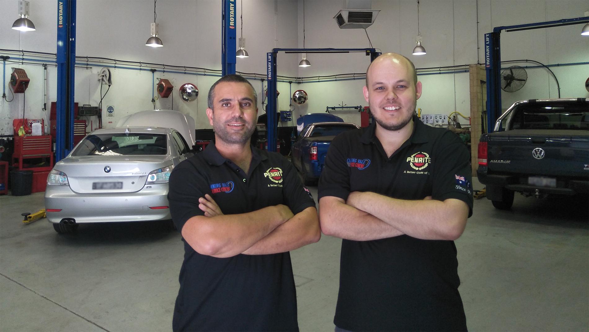 Mechanic Marco & David