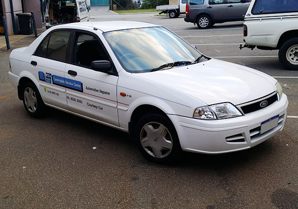 Mechanic Loan Car